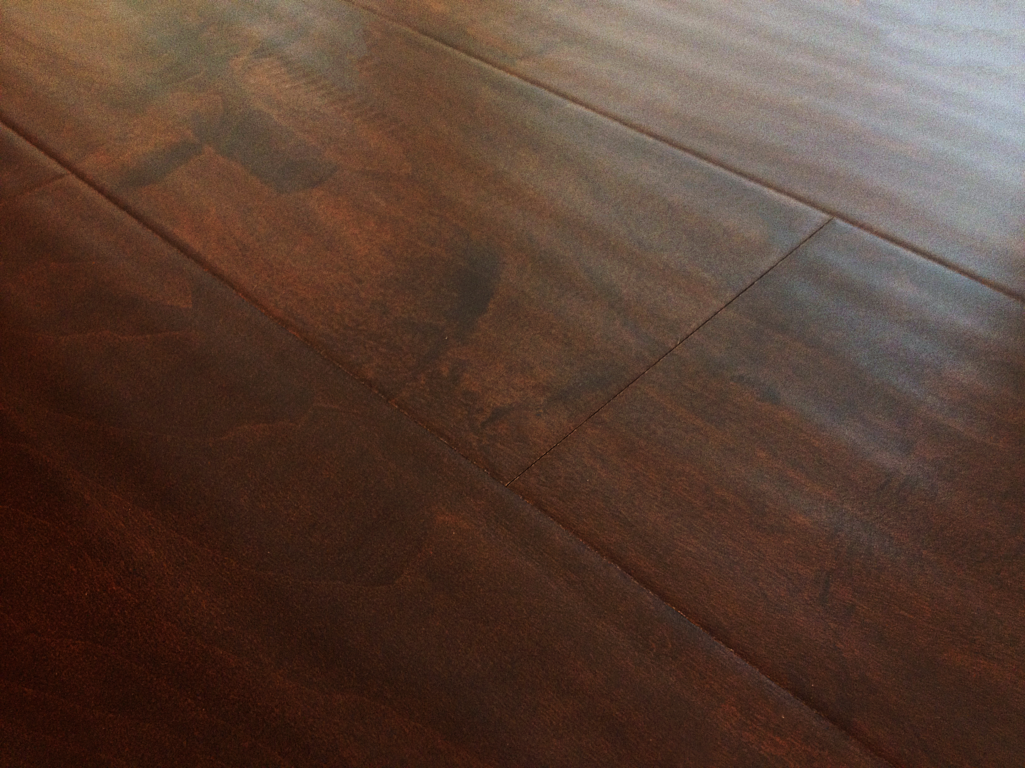 how to clean acacia wood floors