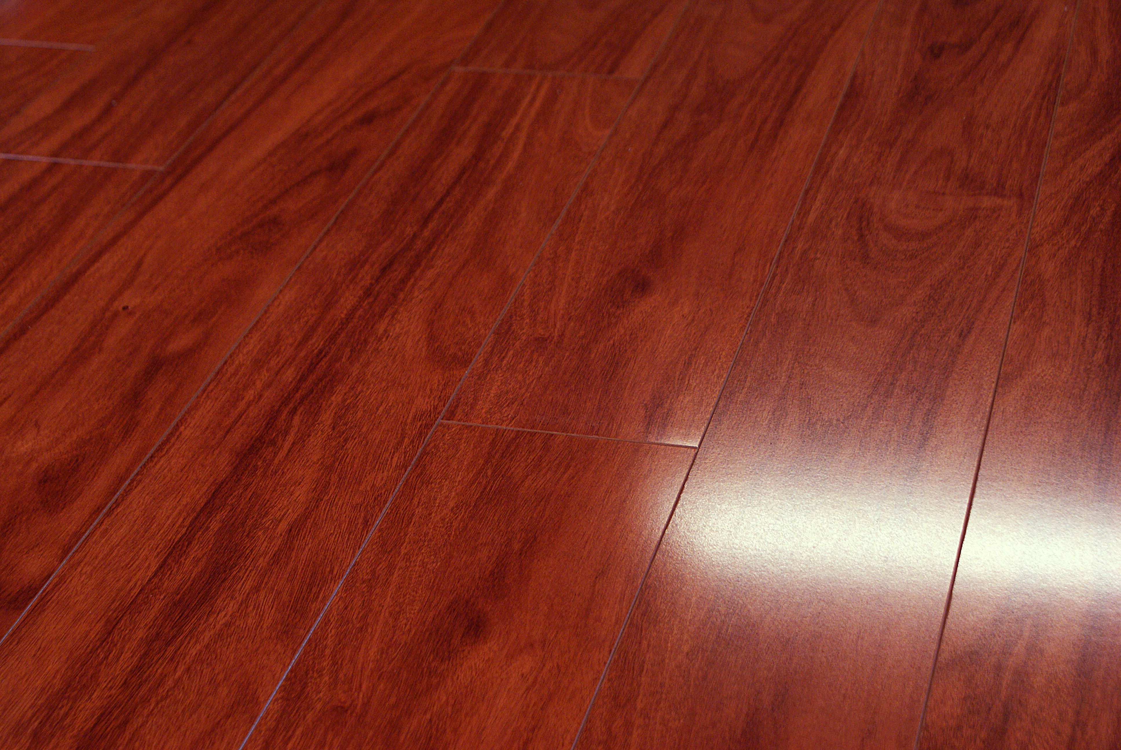 Parkay Gloss Mahogany - 12.3mm