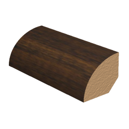 Parkay Quarter Round Walnut
