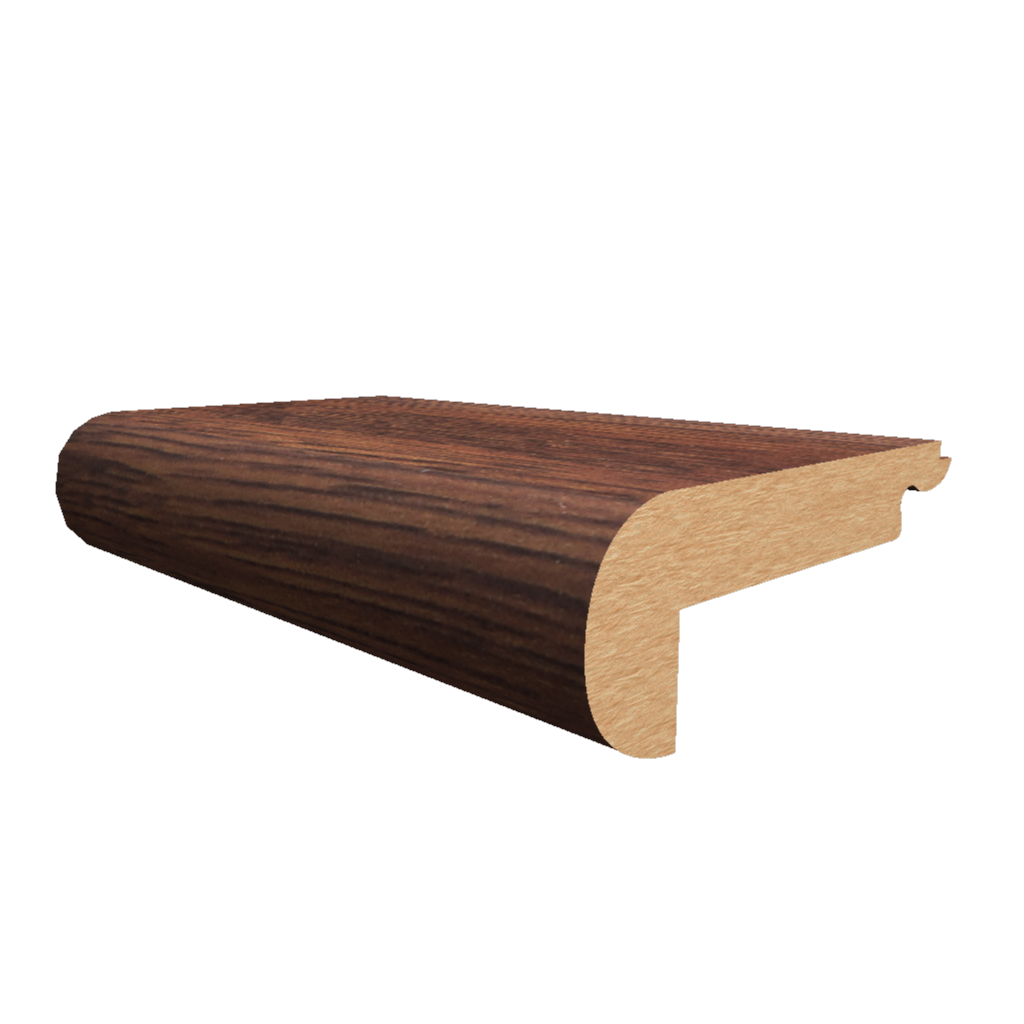 Parkay Flush Stair Nose Chesnut