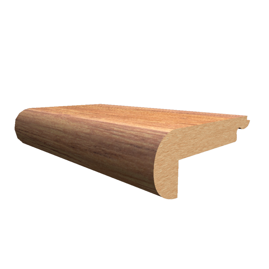 Parkay Flush Stair Nose Hickory